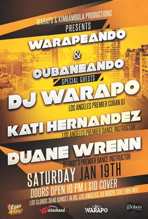 Warapeando & Cubaneando