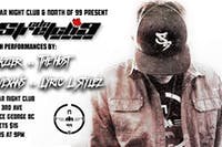 Hip Hop Show at Sonar with Headliner Stretch9 - FRIDAY JANUARY 18, DOORS 9PM