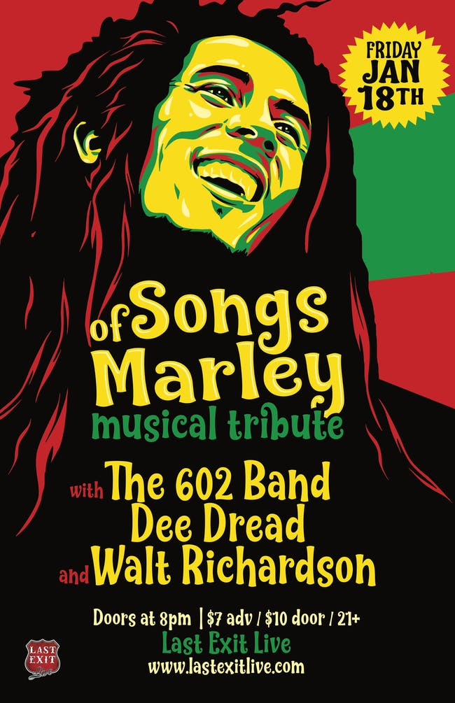 Songs of Marley