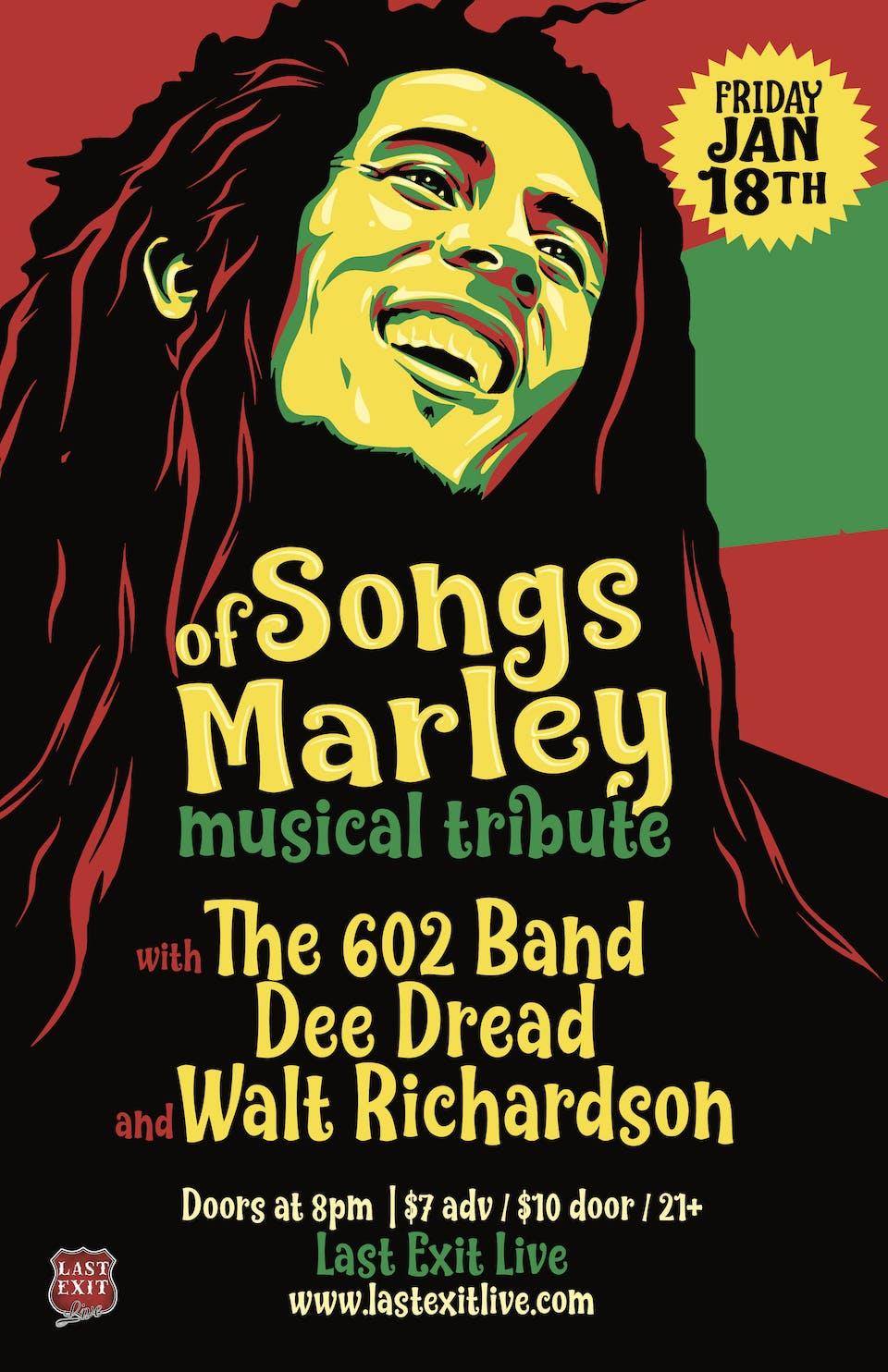 Songs of Marley