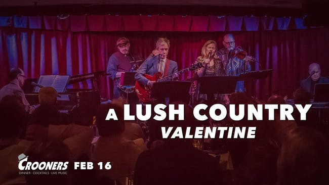 A Lush Country Valentine