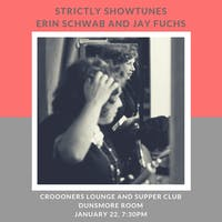 Strictly Showtunes with Erin Schwab & Jay Fuchs