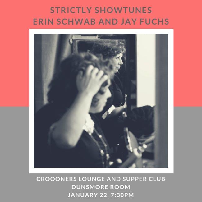 Strictly Showtunes with Erin Schwab & Jay Fuchs