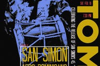 San Simón (album release show) w/ Afro Dominicano and DJ Christian Mártir