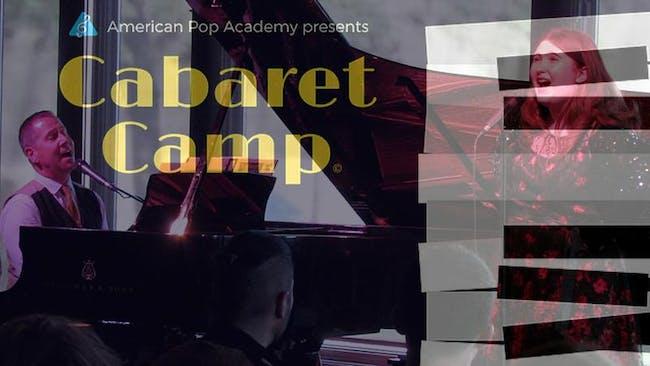 American Pop Academy Presents: Cabaret Camp Showcase