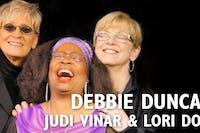Debbie Duncan, Judi Vinar & Lori Dokken