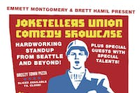 Joketellers Union Comedy Showcase
