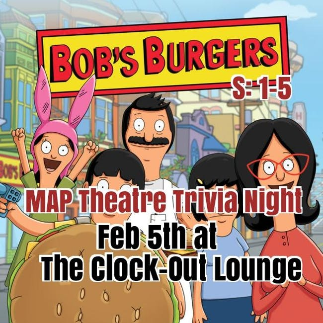 Bob's Burgers S:1-5