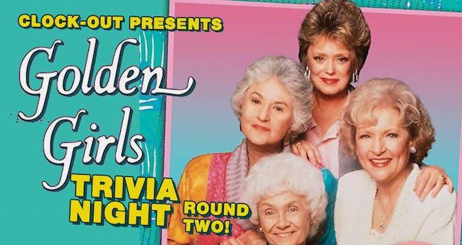 The Golden Girls Trivia Round 2