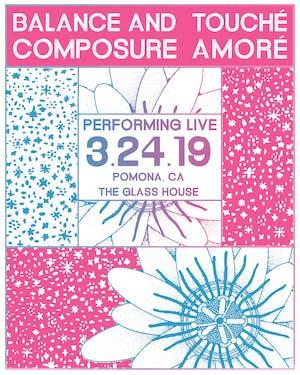 Balance and Composure/Touché Amoré