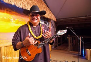 Led Kaapana – Grand Master of Hawaiian Slack Key Guitar – Tickets