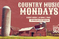Country Music Mondays w/ Barn Cat