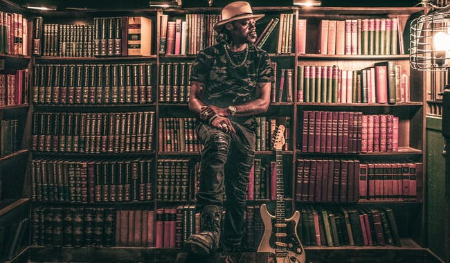 Eric Gales In Concert
