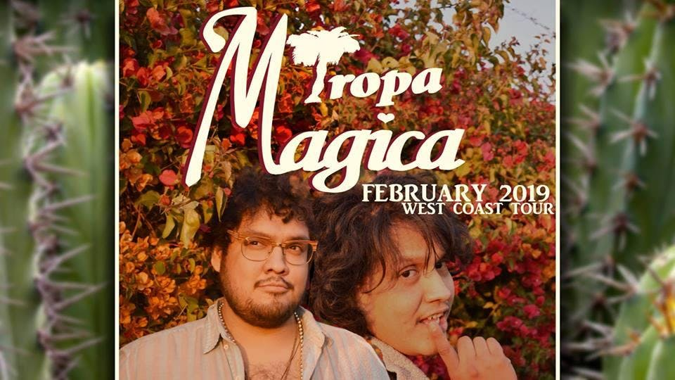 TROPA MAGICA (f.k.a. Thee Commons)