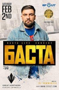 BASTA Live in San Francisco