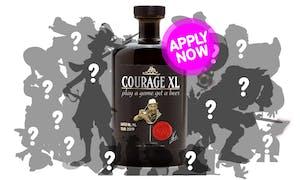 Courage XL - premixer GDC