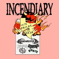 Incendiary • Judiciary • Homewrecker • Creeping Death•Big Bite•Razorbumps
