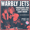 Warbly Jets •  Acid Carousel • Same Brain