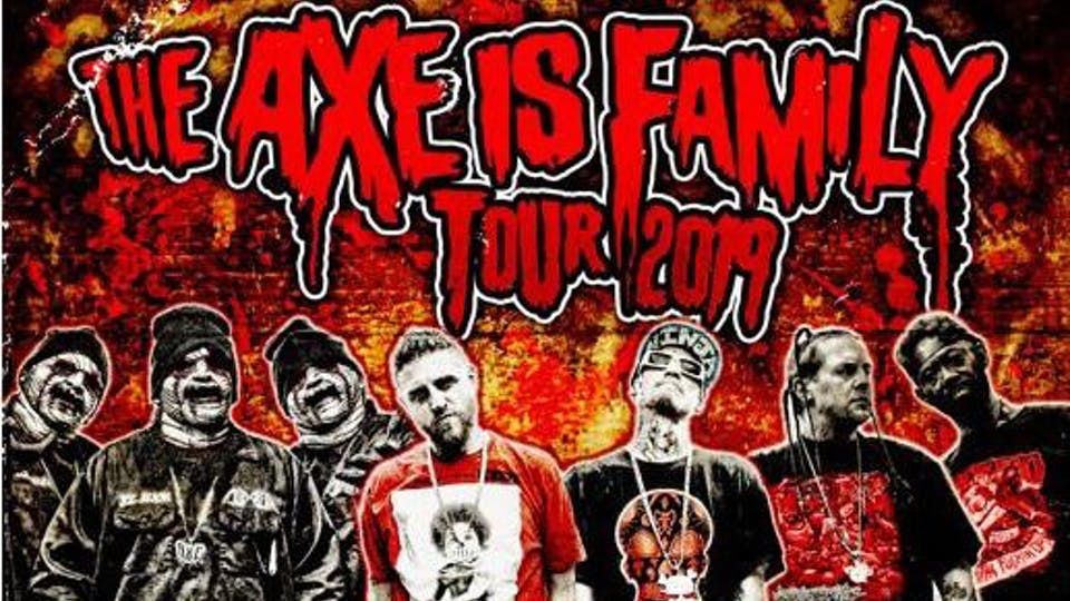 AXE is Family Tour