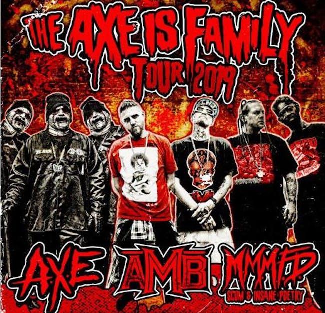 AXE is Family Tour