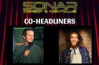 Matt Baker and Jordan Strauss live at SONAR - FRIDAY JANUARY 18th - 7pm Show