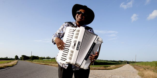 Nathan & the Zydeco Cha Chas