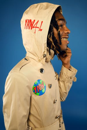 "YNW Melly at Los Globos ""We All Shine"" Tour on February 6th"