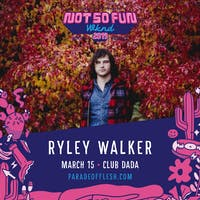 NSFWknd: Ryley Walker