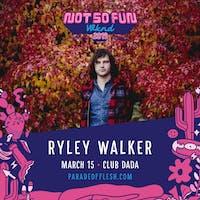 NSFWknd: Ryley Walker