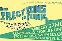 "XL Middleton & Zackey Force Funk , FSQ & The SQs fr. Billy ""Bass"" Nelson"