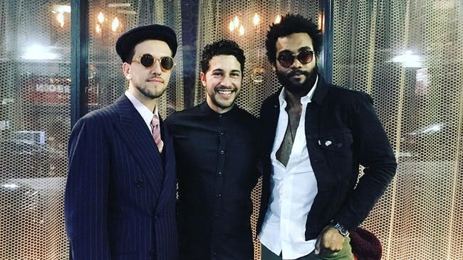 Emmet Cohen Trio