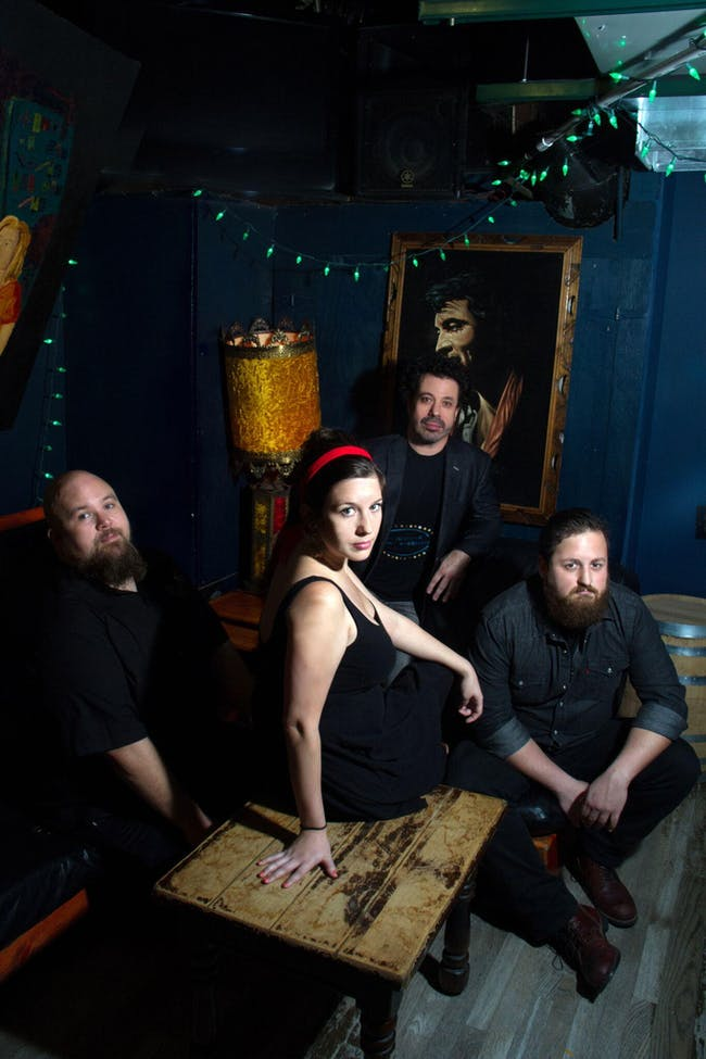 The Claudettes wsg: Ryan DIlaha & the Miracle Men + The High Strung