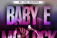 Baby E with Mr. Lock-Cancelled