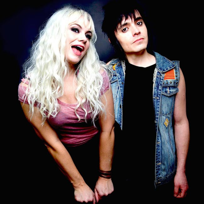 The Dollyrots with Go Betty Go, Fruit & Flowers