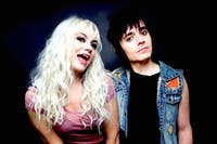 The Dollyrots Party Time Excellent 2019 Tour, with Melismatics, Von Tramps
