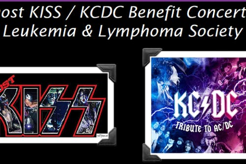 Almost Kiss/KCDC - Lymphoma & Leukemia Society Benefit Show (Garage)- Year 2!