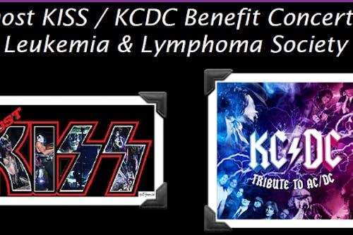 Almost Kiss/KCDC - Lymphoma & Leukemia Society Benefit Show (Garage)- Year 2!