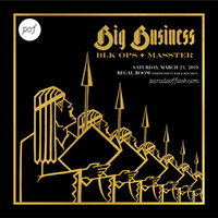 Big Business • BLK OPS • Massters