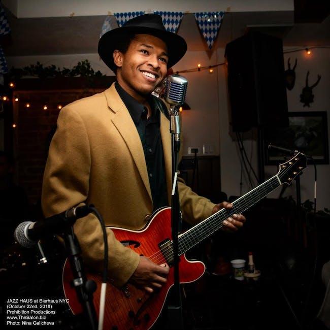Tuesday Bluesday: Solomon Hicks