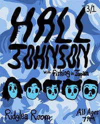 Hall Johnson • Fishing in Japan • Sophmore