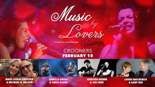 Music By Lovers - Hosted By Lisa Wenger