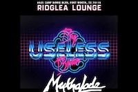 Big Useless Brain, Muthalode, Kreeper, Durango E in the Lounge