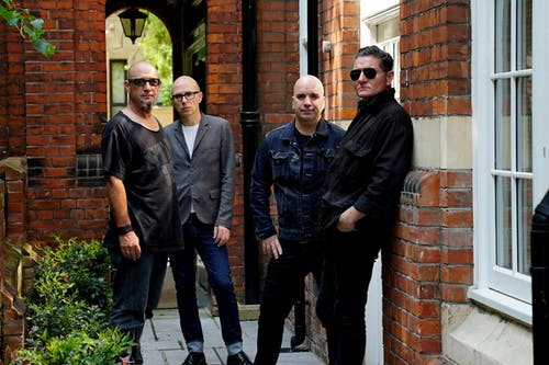 Nitzer Ebb with Surachai