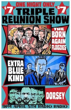 Triple Reunion Show TICKETS AT DOOR