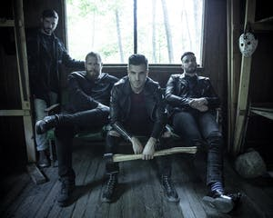 Ice Nine Kills & From Ashes To New