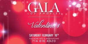 GALA Valentine's Party