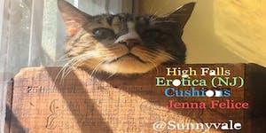 High Falls / Cushions / Erotica / Jenna Felice