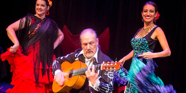 René Heredia and his Flamenco Fantasy Dance Theatre