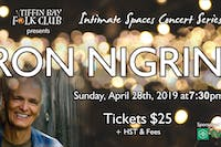 Intimate Concert Series: Ron Nigrini