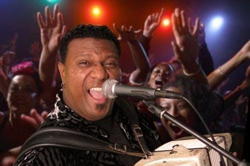 Chubby Carrier & The Bayou Swamp Band (Zydeco)